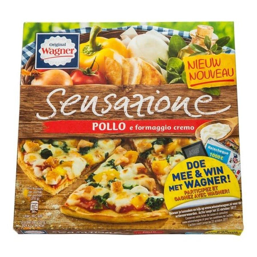 Wagner Sensazione Pizza pollo formaggio-1