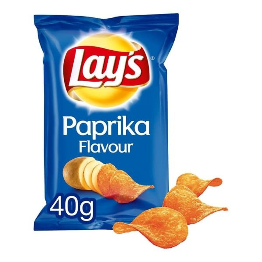 Lay's Chips paprika 40 gr-1
