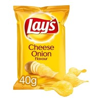 Lay's Cheese Onion chips 40 gram