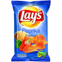 Lay's paprika chips 175 gram