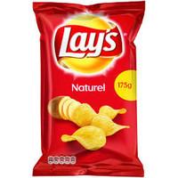 thumb-Lay's Naturel chips 175 gram-1