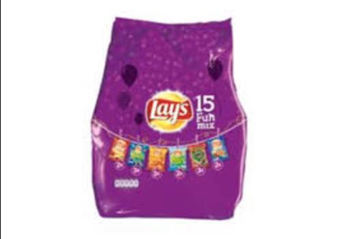 Lay's Fun mix chips 6 smaken