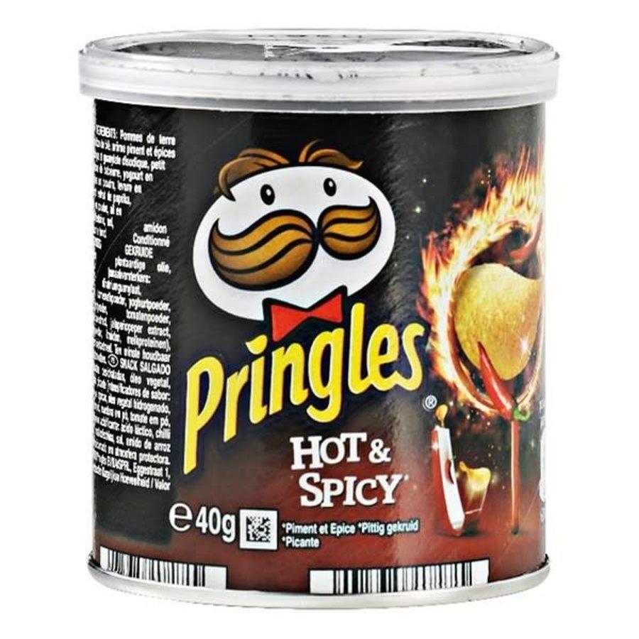 Pringles Hot & Spicy-2