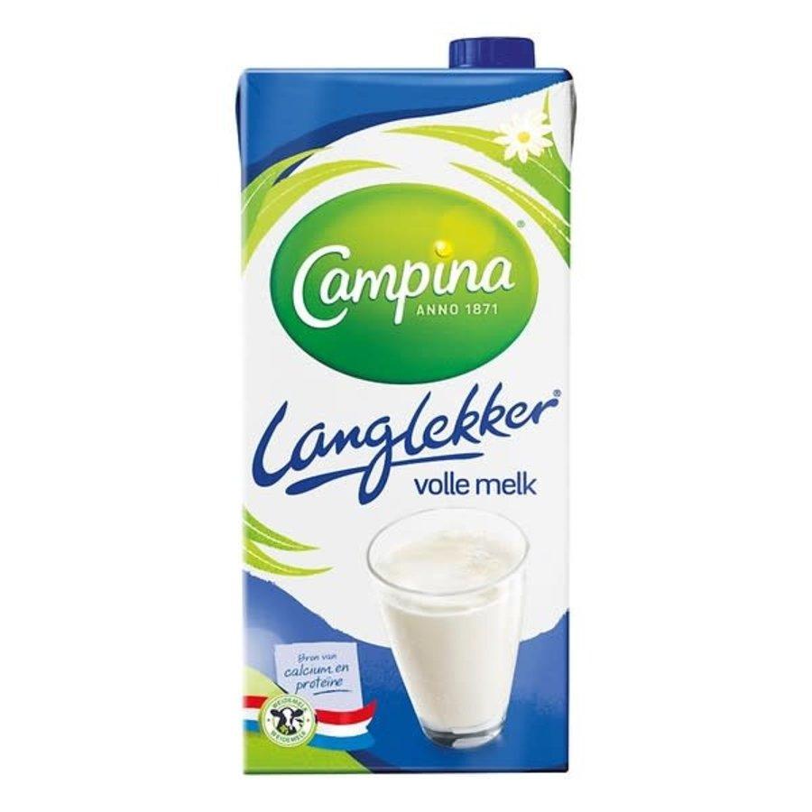 Campina Langlekker Volle melk-1