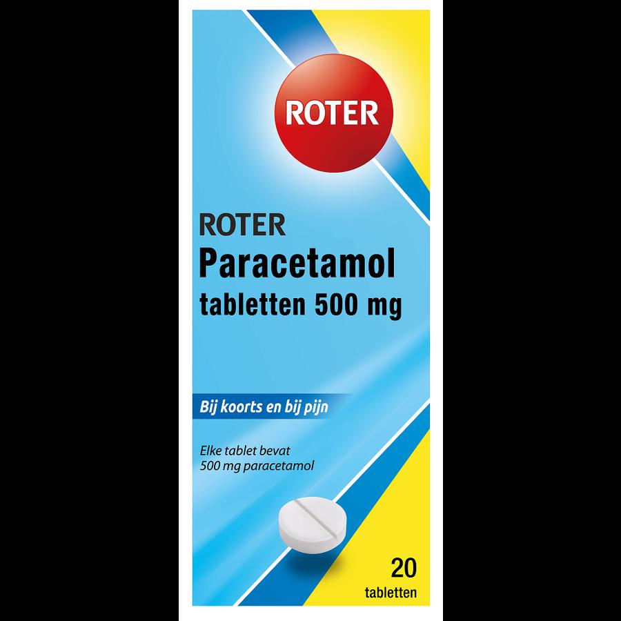 Roter Paracetamol 500mg-1