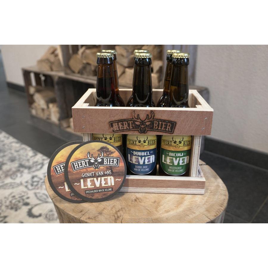 Hert bier geschenk set-1