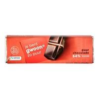 G'woon Chocoladereep puur, fair trade