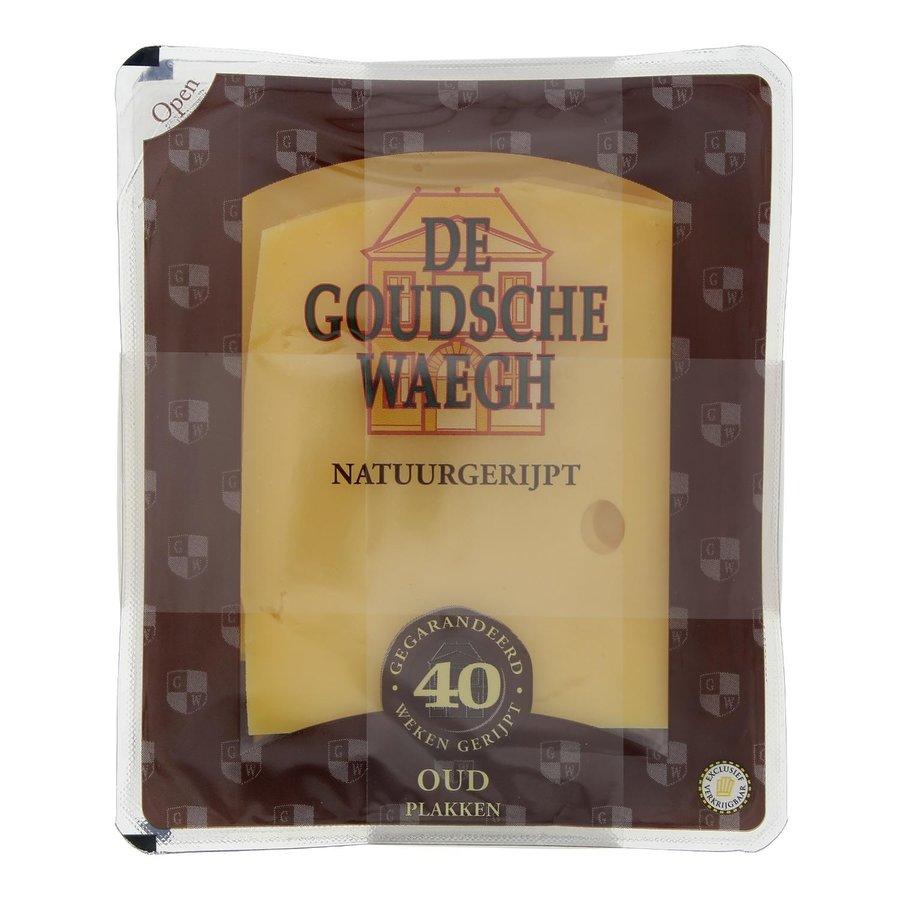 De Goudsche Waegh Oude kaas gesneden-1