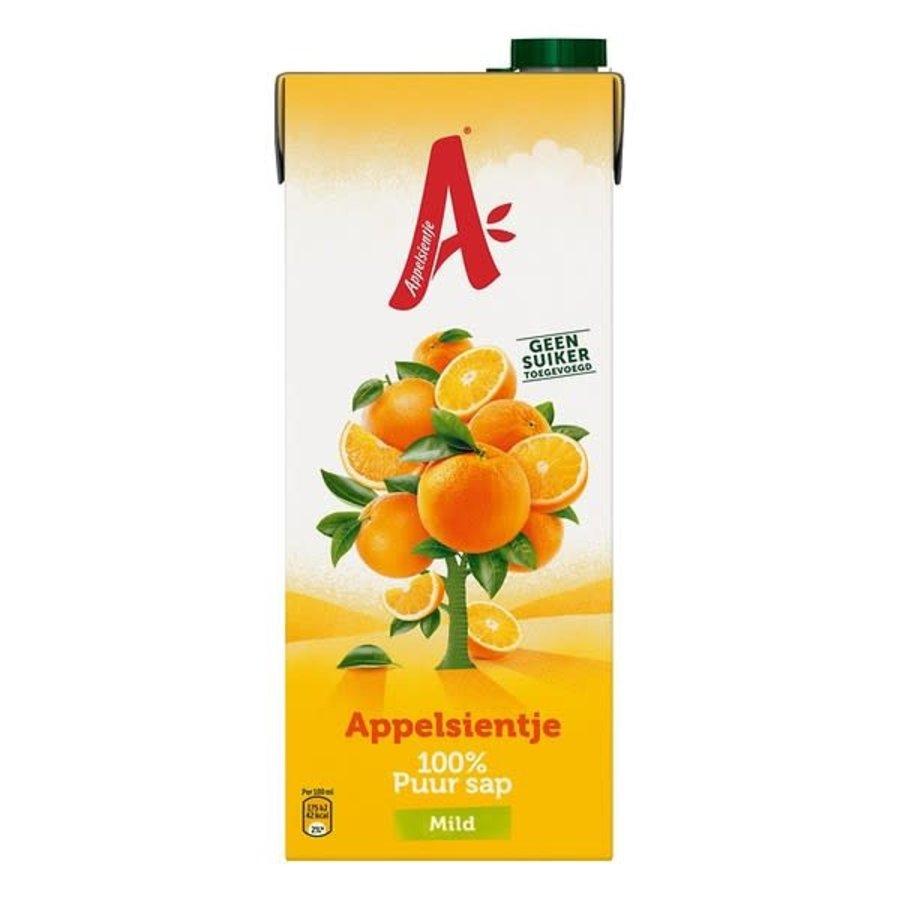 Appelsientje Sinaasappelsap mild-1