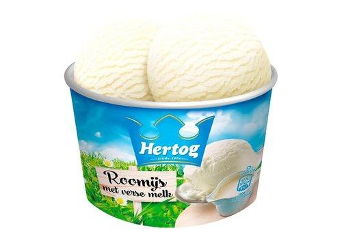 Hertog Vanille ijs