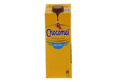 Chocomel Chocolademelk halfvol 1L