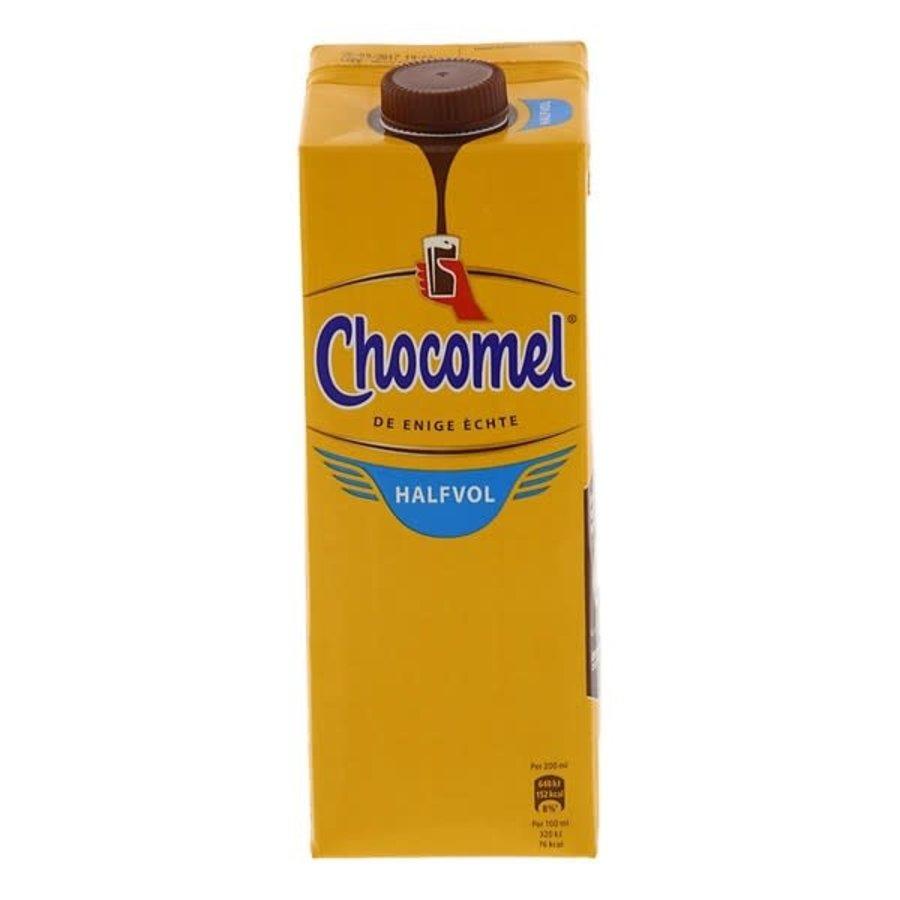 Chocomel Chocolademelk halfvol 1L-1