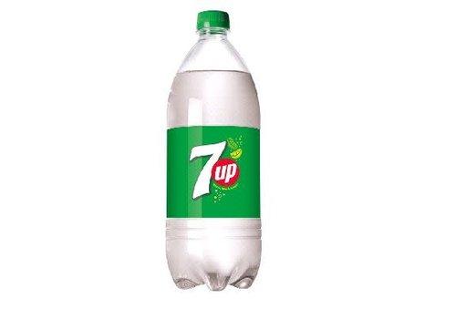 Seven Up 1.1L fles