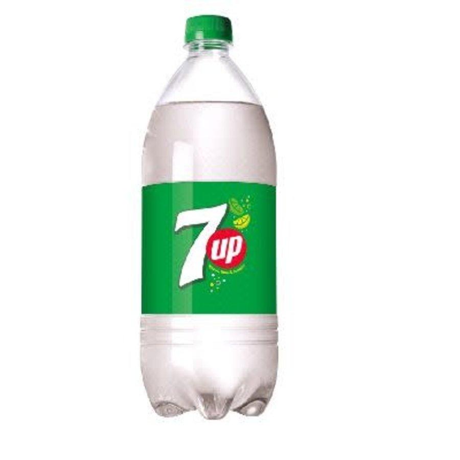 Seven Up 1.1L fles-1