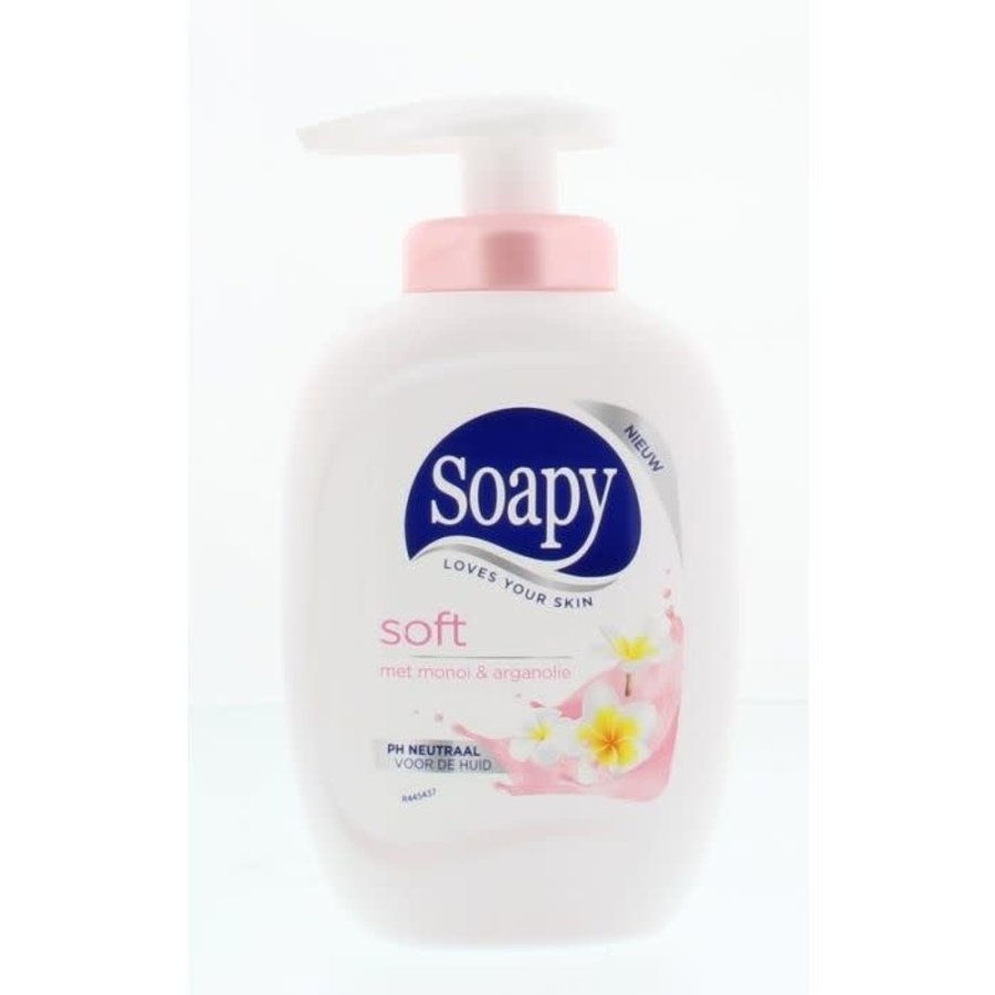 Soapy handzeep soft pomp-1