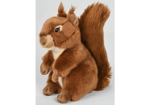 Pluche eekhoorn