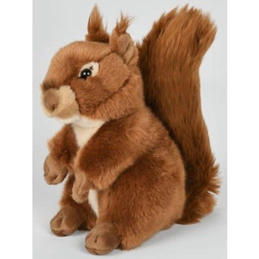 Pluche eekhoorn-1