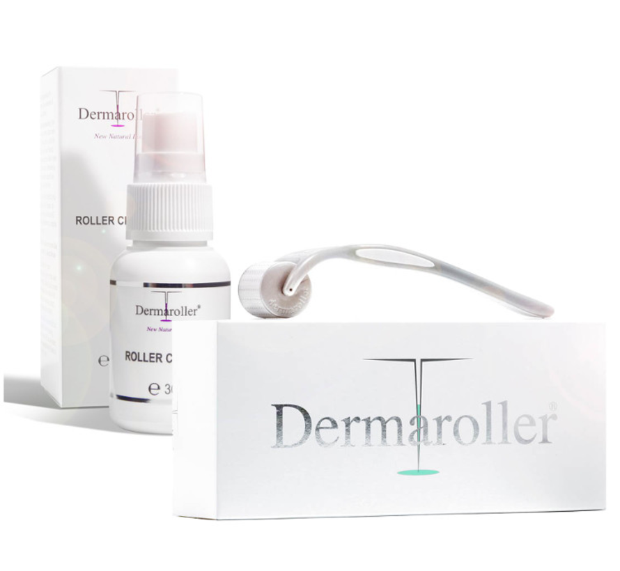 Dermaroller 0,2 mm + GRATIS cleaner