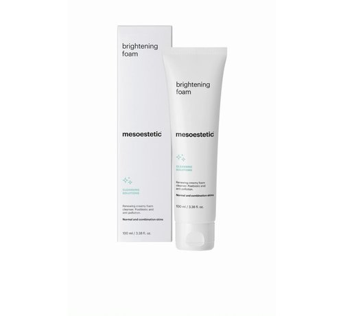 Mesoestetic Brightening Foam