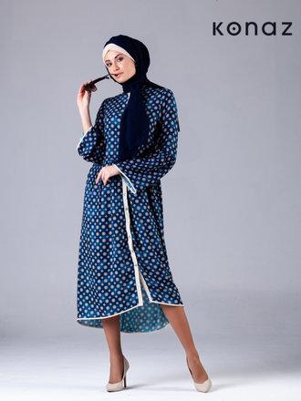 separation shoes 8e229 b3e54 Moderne Hijab Kleider jetzt online kaufen - KONAZ