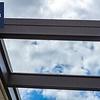 Actie tuinkamer Pigato glasdak  506x250 incl. montage