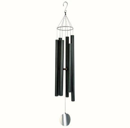 Windgong Aureole 91 cm zwart