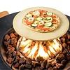 Pizzasteen voor cocoon tafel