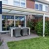 Actie veranda Bosco  406x350 incl. montage