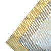 Lamellen doek zonwering GLASDAK  EXCL. montage  400x350cm
