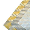 Lamellen doek zonwering GLASDAK  EXCL. montage  500x350cm
