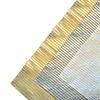 Lamellen doek zonwering polydak  EXCL. montage  500x250cm