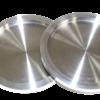 Glasschuif zijwand + poly spie incl. montage  4000mm / 5 x 820