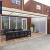 Actie veranda Giallo polydak 406x400 incl. montage