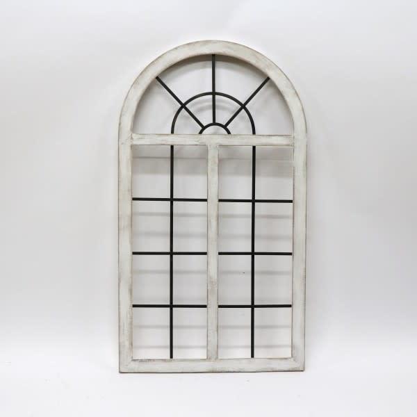 Toog raam wanddecoratie