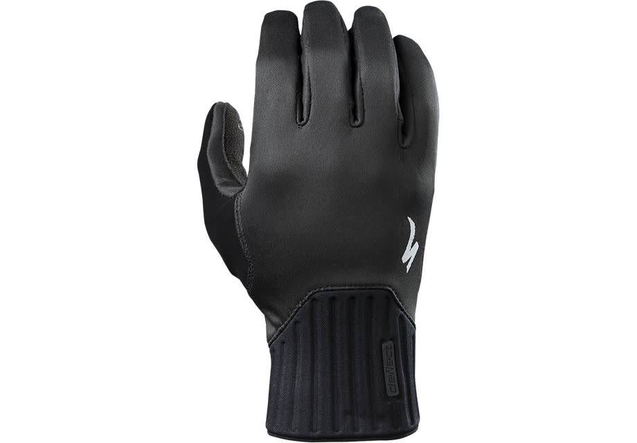 SPECIALIZED DEFLECT GLOVE LONG FINGER BLK M