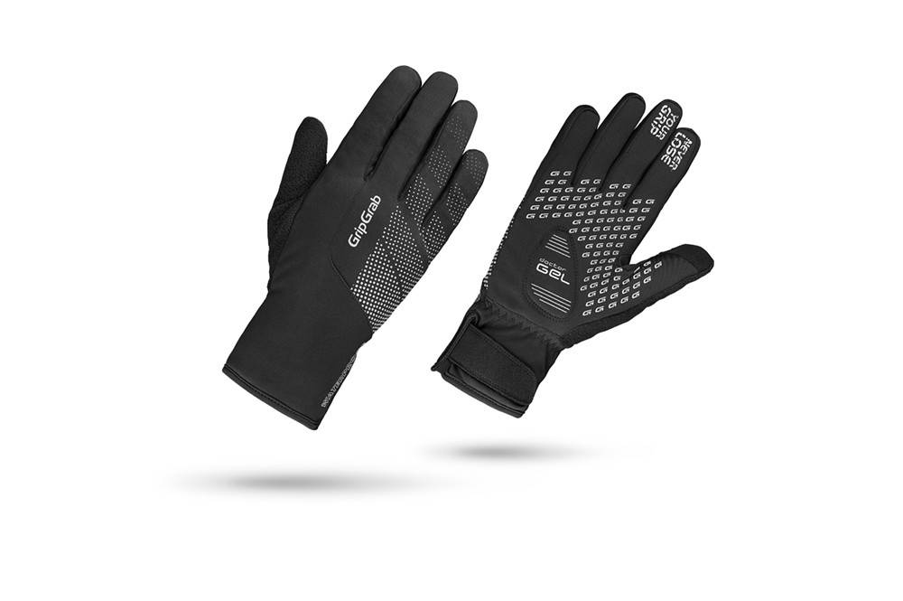 GRIPGRAB Ride Waterproof Winter Glove XS Black