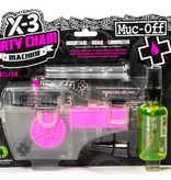 MUC-OFF Muc-Off X3 Chain/Drive Train Cleaning System (Kit)