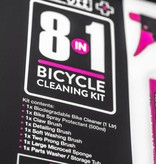MUC-OFF MUC-OFF CLEANING KIT - 8 IN 1: