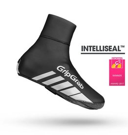 GRIPGRAB Race Thermo Winter Over Shoe Small 38/39 Black Unisex