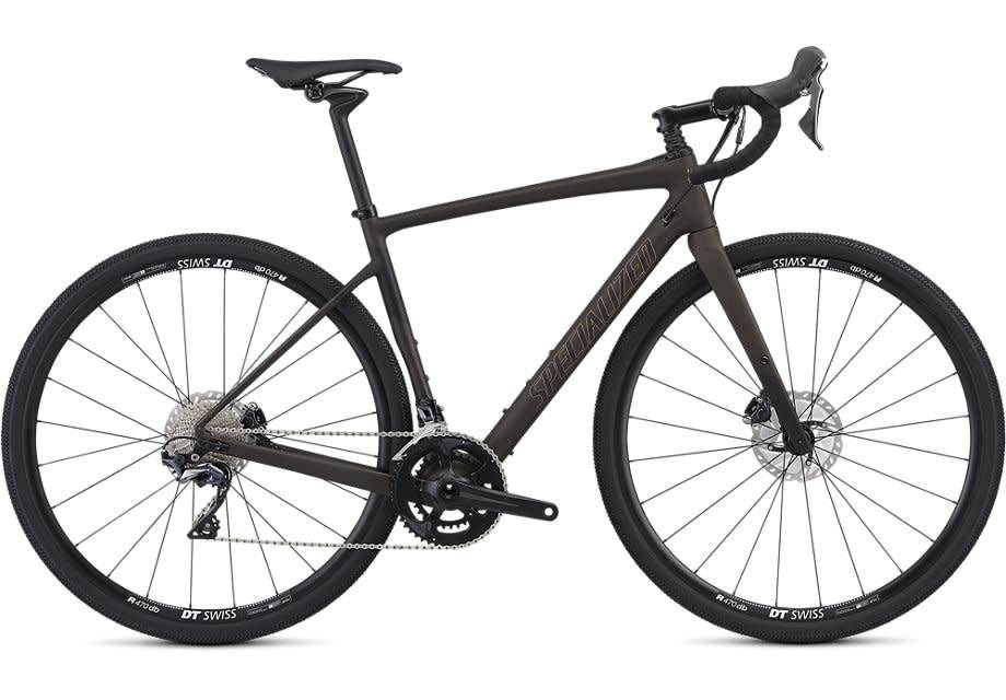 SPECIALIZED 2019 DIVERGE COMP SATIN BROWN TINT 56 cm/Large save £750 was £3400
