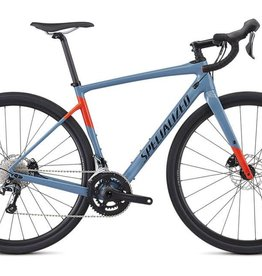 SPECIALIZED 2019 DIVERGE MEN GLOSS STORM GREY/RKTRED/BLK 54 cm/Medium