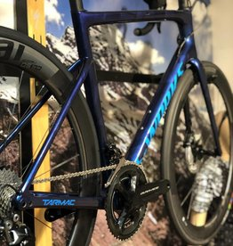SPECIALIZED 2019 S-WORKS TARMAC MEN SL6 DISC FRAMESET CMLN/CYN 56