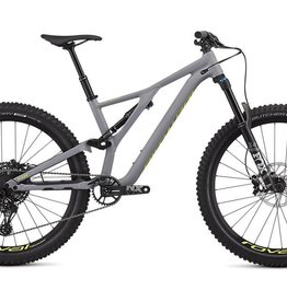 SPECIALIZED 2019 STUMPJUMPER FSR MEN COMP 27.5 12 SPD CLGRY/TEAMYEL M