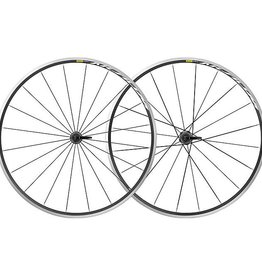 MAVIC 2019 Aksium Wheelset Pair Rim Brake (No Tyres) 1840 g pair NLA