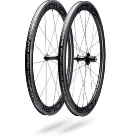 ROVAL CL 50 DISC WHEELSET SATIN CARBON/BLACK