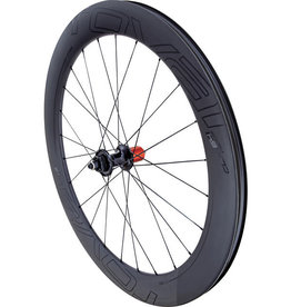 ROVAL CLX 64 DISC REAR SATIN CARBON/GLOSS BLK