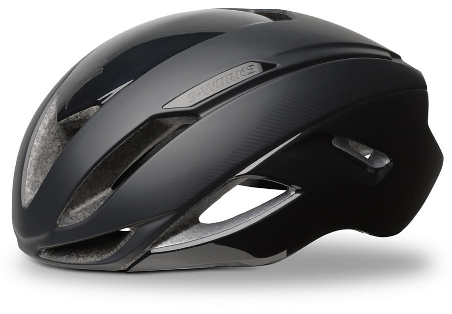 SPECIALIZED S-WORKS EVADE II HELMET CE BLACK Small - reduced to clear!