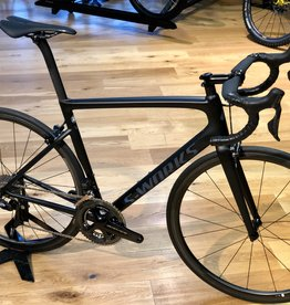 SPECIALIZED 2019 S-WORKS TARMAC SL6 RIM CUSTOM BUILD BLK/BLK 56