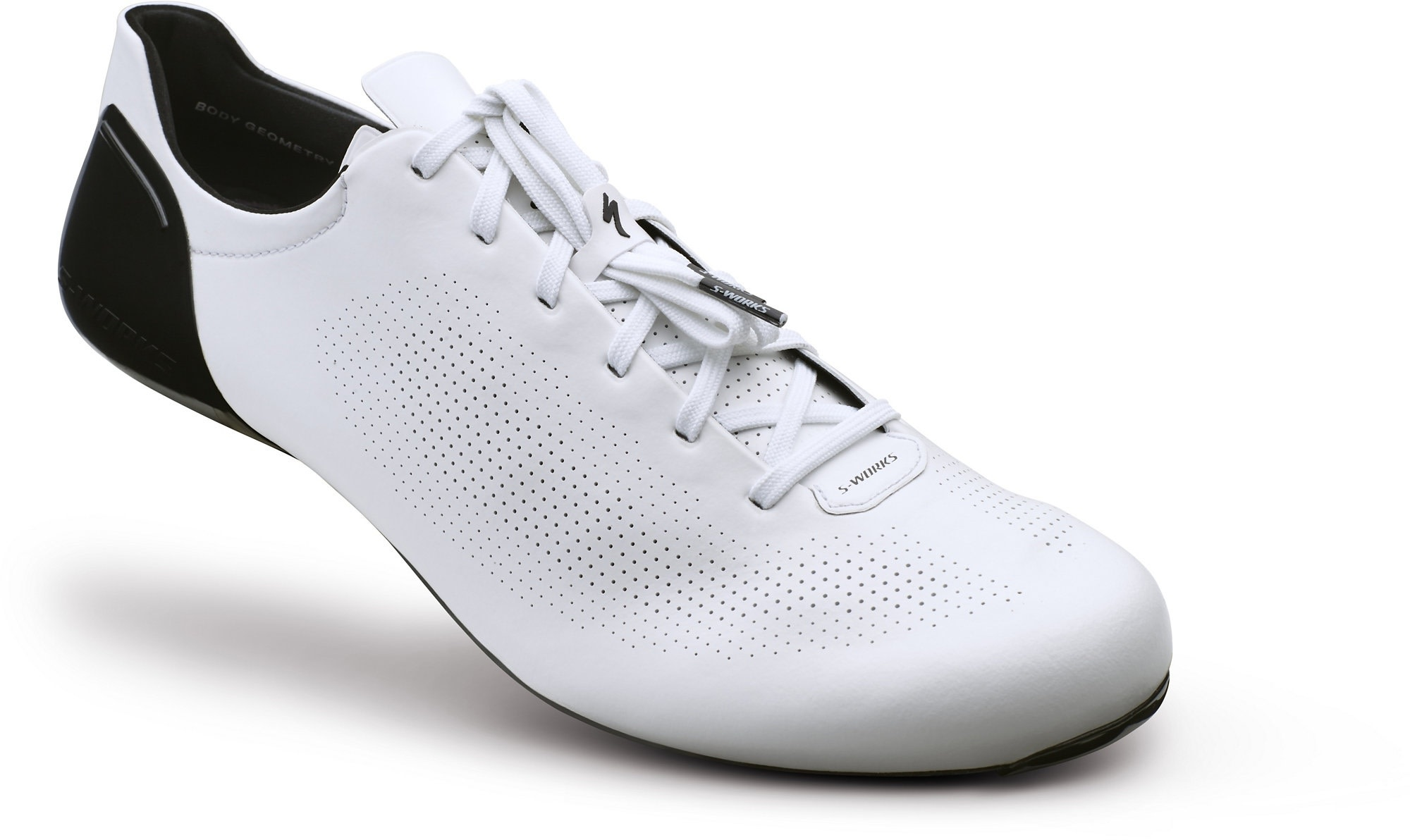 SPECIALIZED S-WORKS SUB6 ROAD SHOE WHT 43.5/10.25