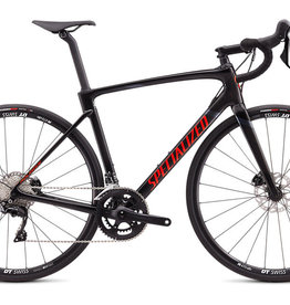 SPECIALIZED ROUBAIX SPORT CARB/RKTRED/BLK 56 cm/Large
